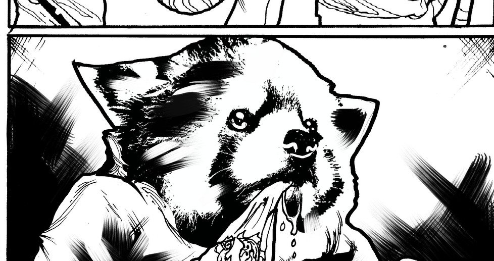 A Good Gurl. #preview of one of 3 #books Im working on at the moment! #comics #indiecomics #pages #SaturdayFeeling #animals #cute #doggo #redpanda #Caturday