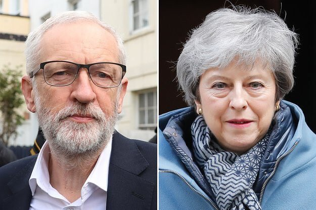 Retweet if you think Corbyn and May have been the worst 2 leaders in your lifetime....  #ToryLeadershipContest #BackBoris
