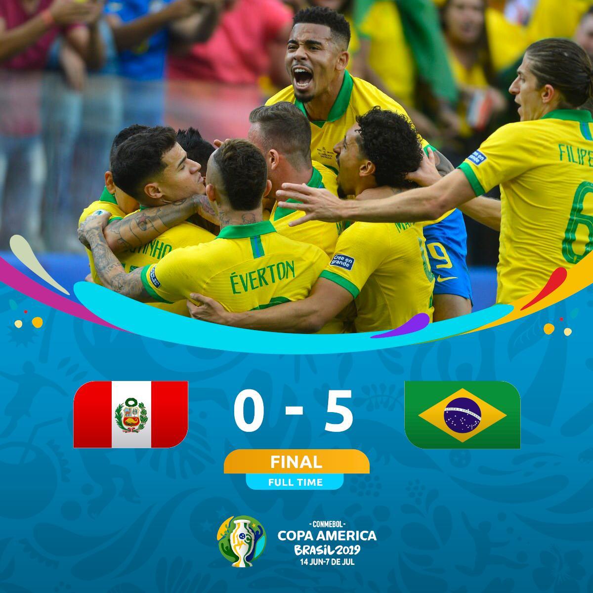 Brésil-Pérou