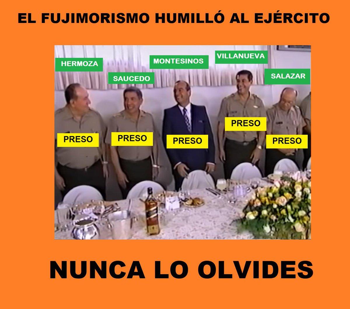 Recuerda, peruano...