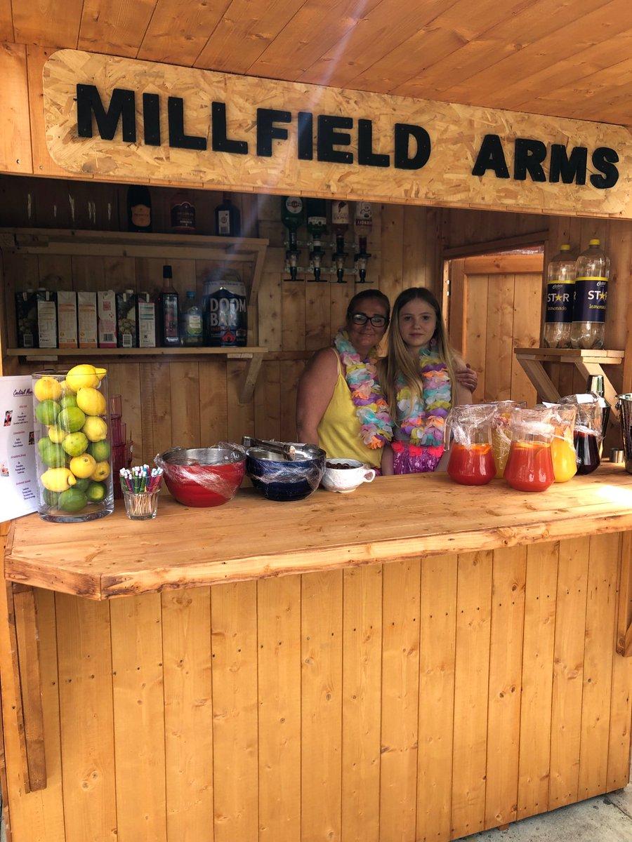 Millfield Twitter post
