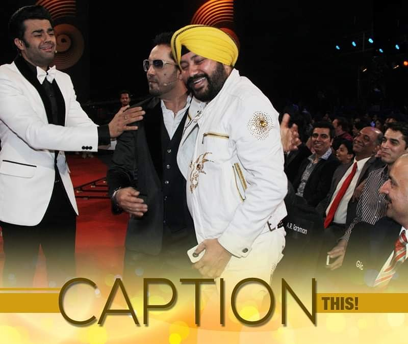 Caption This!  @MikaSingh @ManishPaul03 Paul #SundayMorning #Weekendvibes <br>http://pic.twitter.com/Q6WK4yx9AO