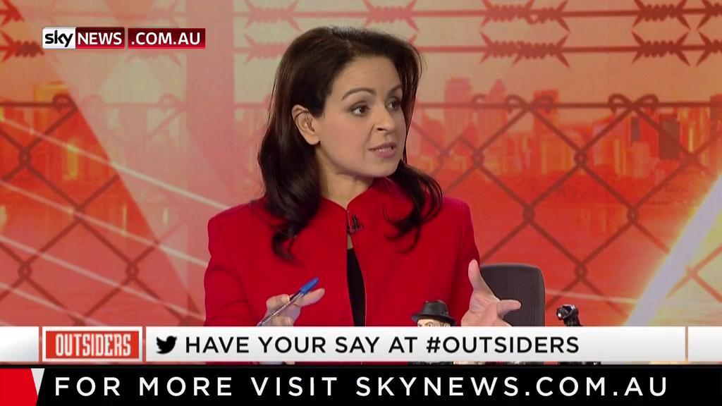 Every single time... @SkyNewsAust nail it! @RitaPanahi 👏👏👏