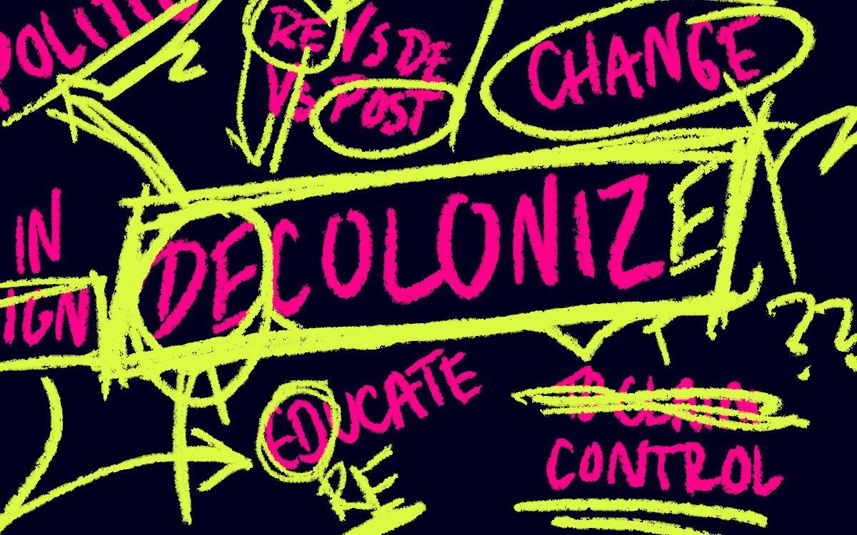How colonial histories have affected how we design + what we can do to adjust our mindset 🤔 aigaeod.co/2Wd8eFZ
