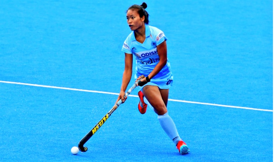 Indian women hockey player Lalremsiami's father expired when India was to play a crucial semifinal at Hiroshima that would determine if India's Olympics dream would be alive. She told coach, 'I want to make my father proud. I want to stay, play and make sure India qualifies🇮🇳🙏