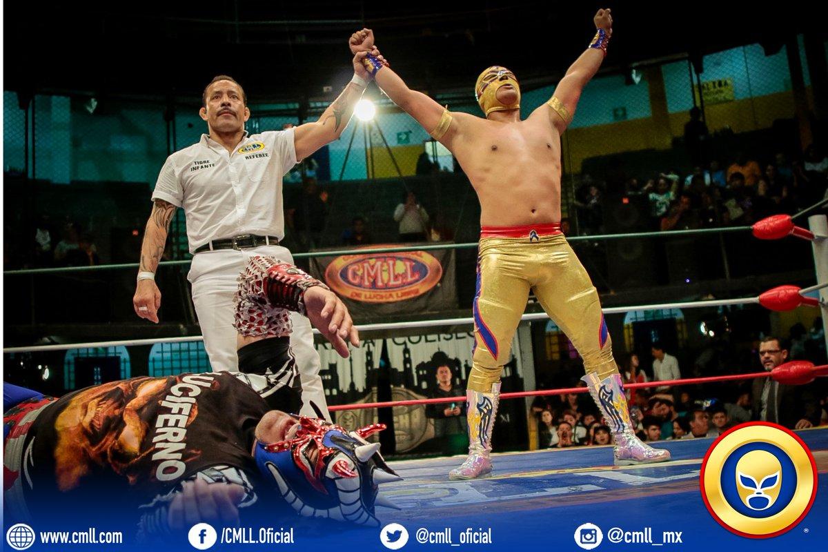 Una mirada semanal al CMLL (Del 20 al 26 junio de 2019) 5