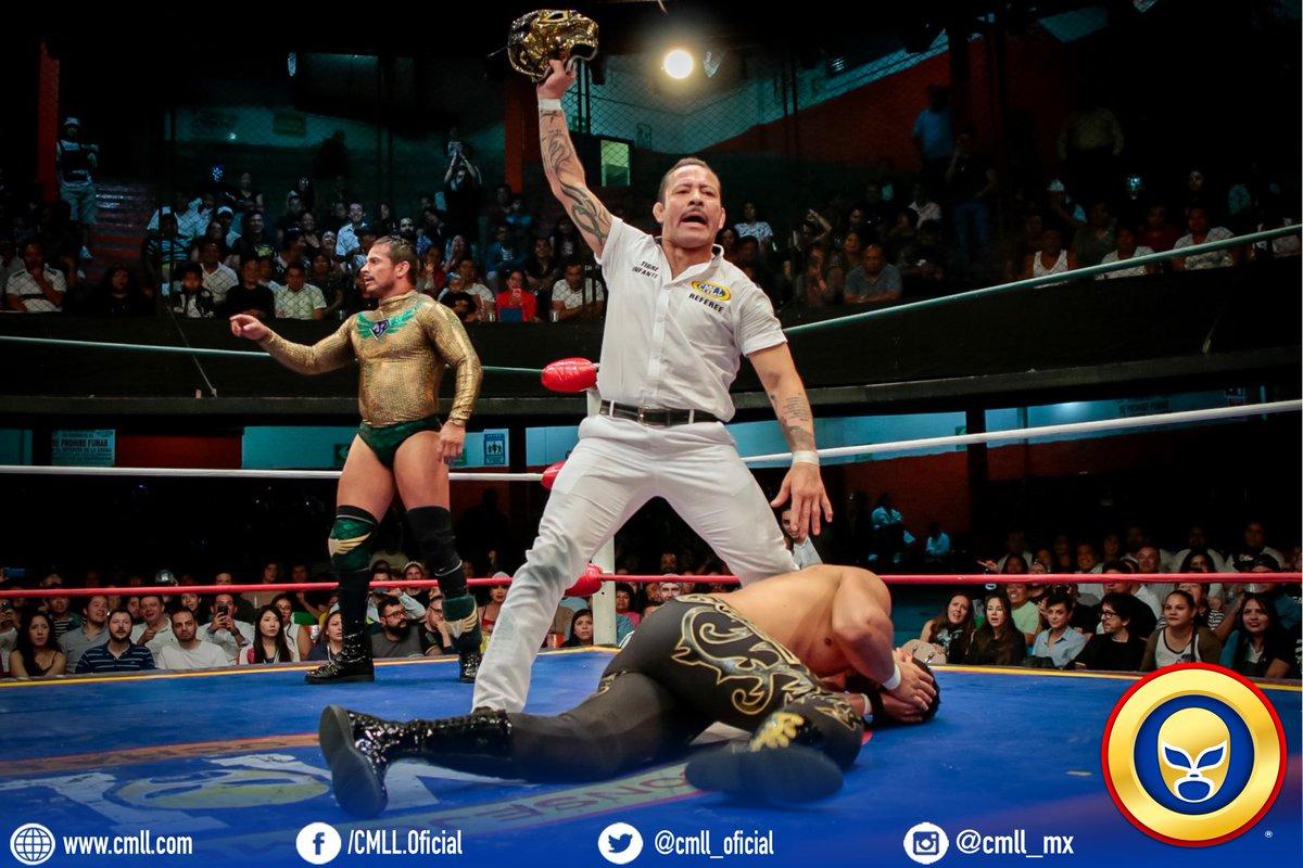 Una mirada semanal al CMLL (Del 20 al 26 junio de 2019) 7