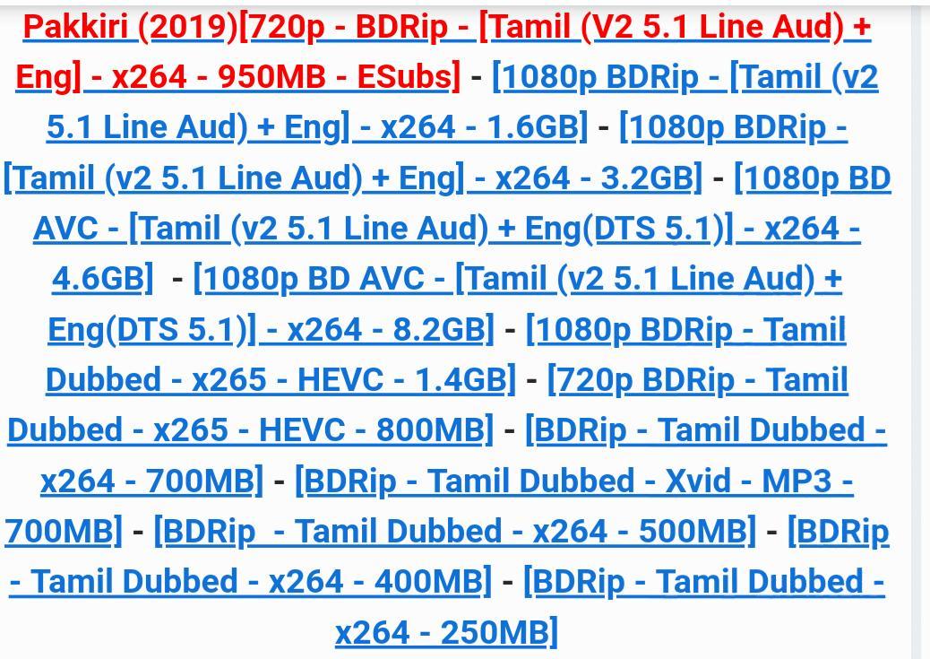 💋 Tamilrockers tags torrent | TamilRockers Proxy :: List of