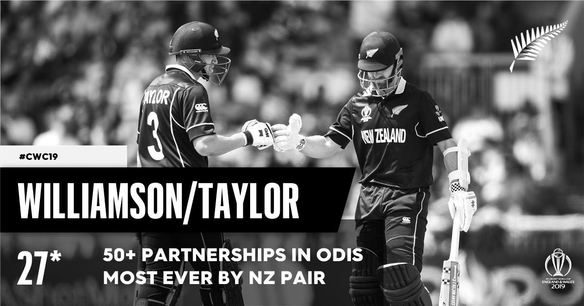 Name a more prolific NZ ODI batting pair 💁♂️Hint: You can't 😉