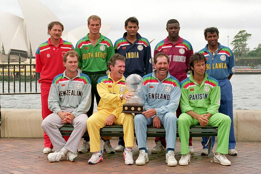 Who is your favourite cricketer out of these legends? #WorldCup2019