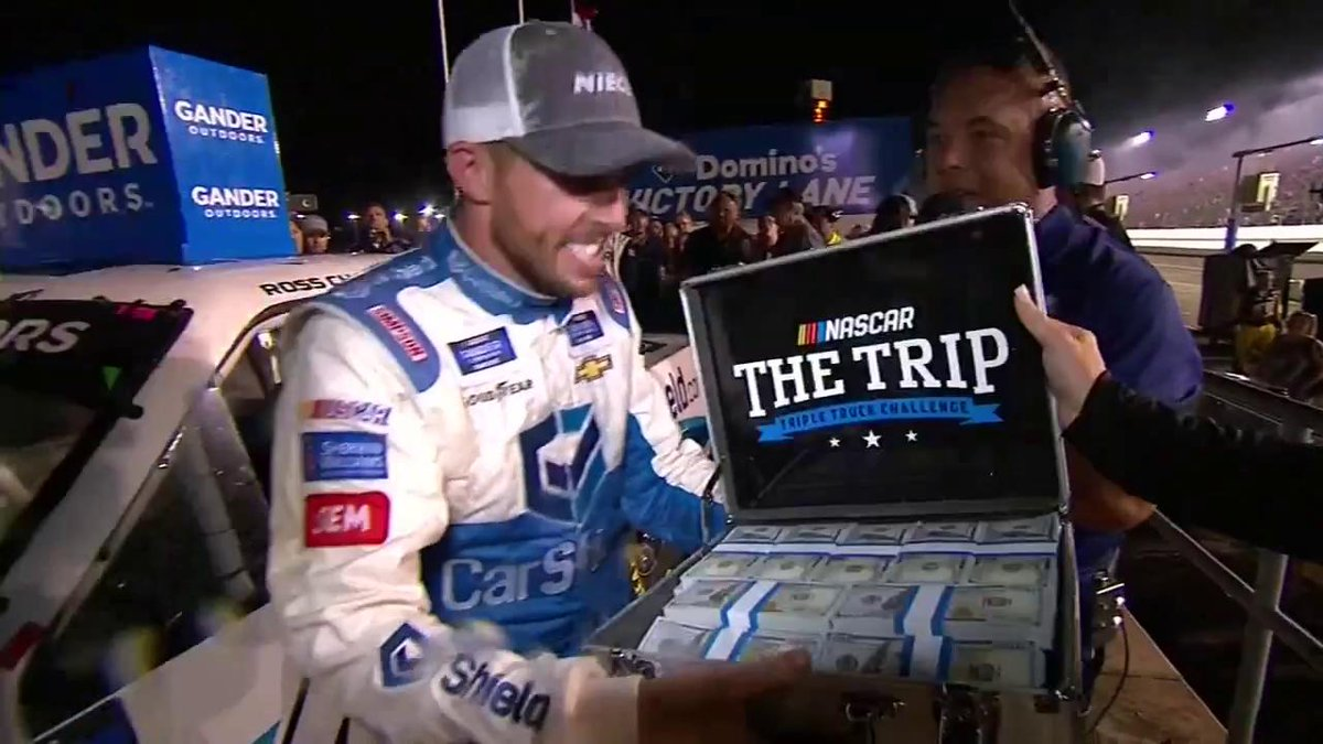 12 questions with NASCAR's watermelon farmer-turned-driver, Ross Chastain