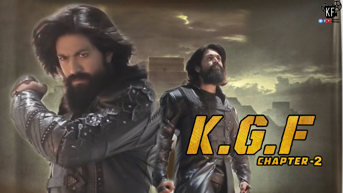 #KGF #KGFChapter2 movie first look update watch here 👇👇👇👇  https://youtu.be/Cw9wo2lwA3k