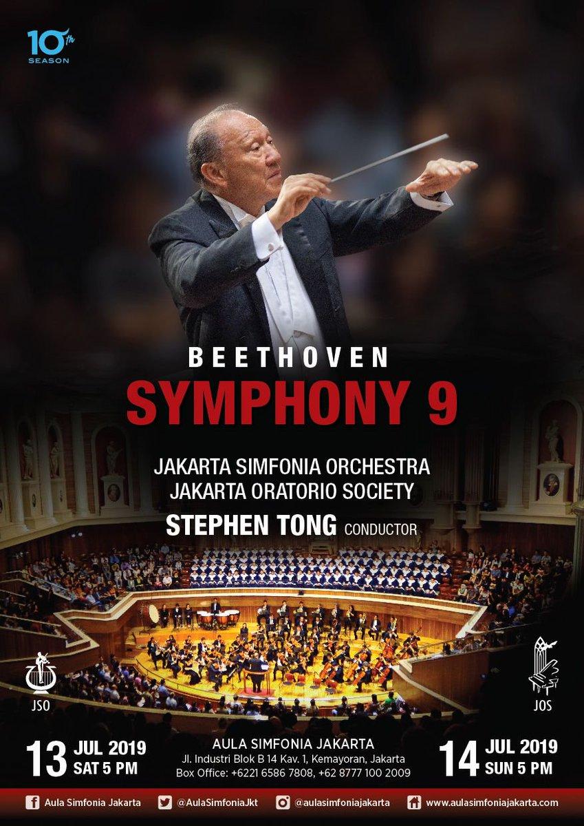 Jakarta Simfonia Orchestra and Jakarta Oratorio Society presents