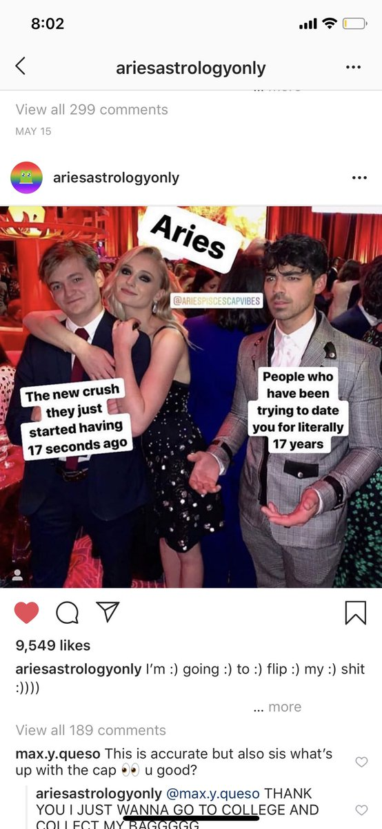 Sara On Twitter The Best Aries Meme Account I Have Come Across