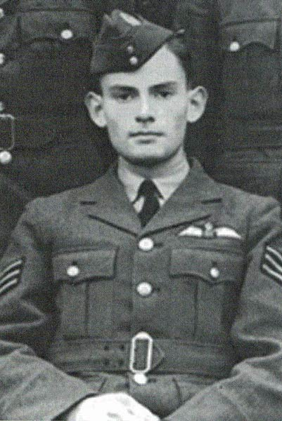 On 23rd June 1941 Sgt. Hugh Bowen-Morris. One of THE FEW. bbm.org.uk/airmen/Bowen-M… Shot down during a sortie off France A cannon shell exploded in the cockpit and rendered his right arm useless. He was taken to the Luftwaffe Hospital at St. Omer where his right arm was amputated.