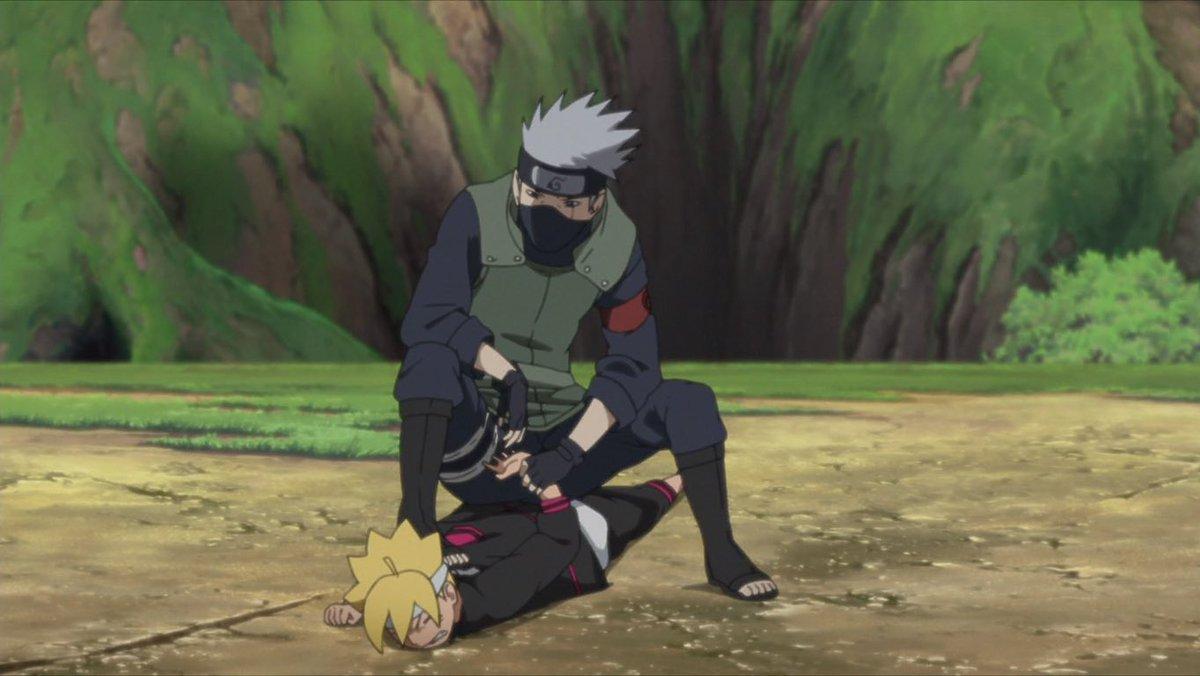 Naruto Uzumaki Taijutsu
