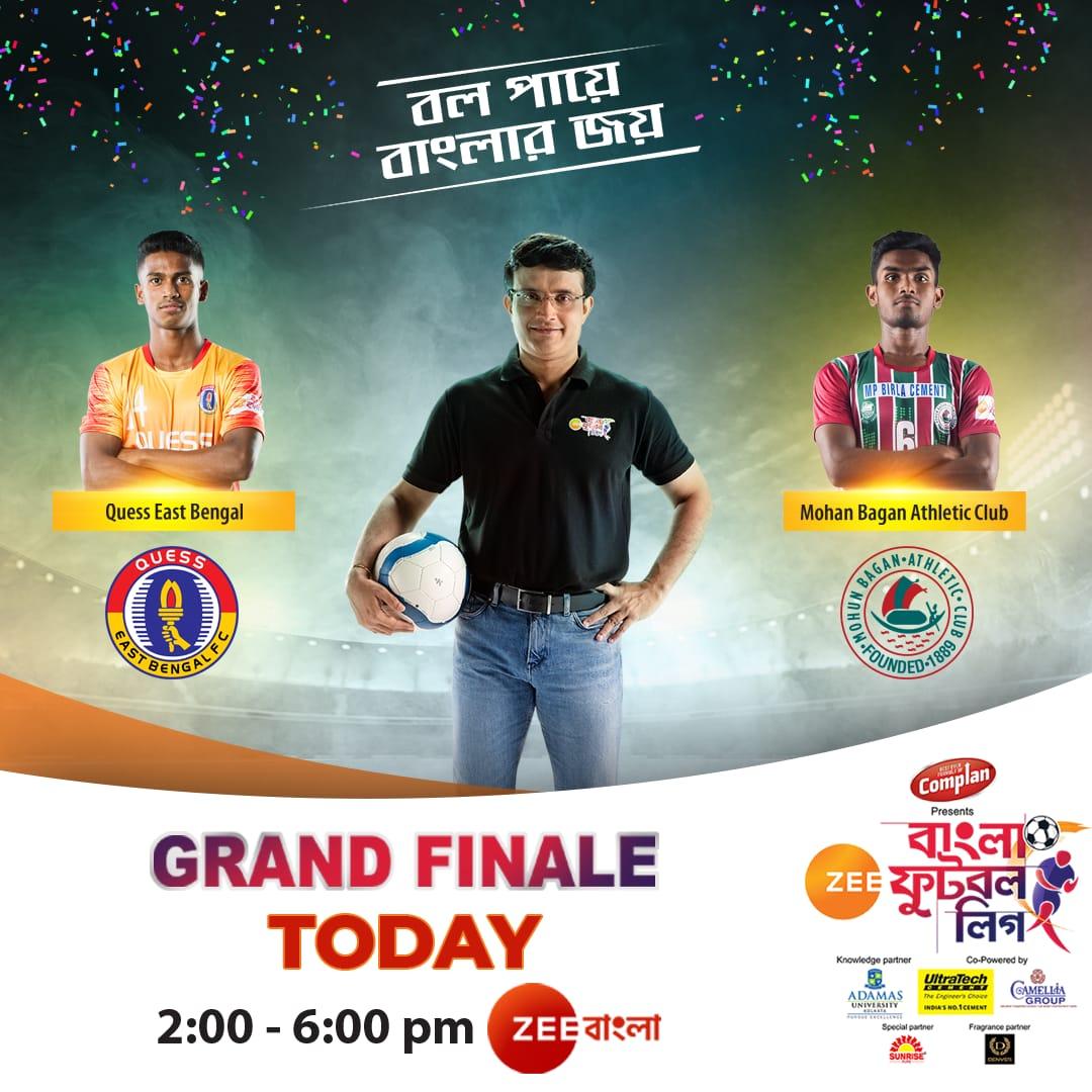 Zee Bangla Football League (@zbflu19) | Twitter