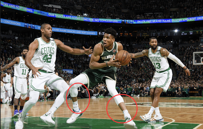 為什麼NBA中的球星,都擁有一雙纖細的小腿?有3個原因導致這體型!