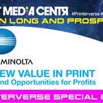 Image for the Tweet beginning: [Video] Konica Minolta: The New