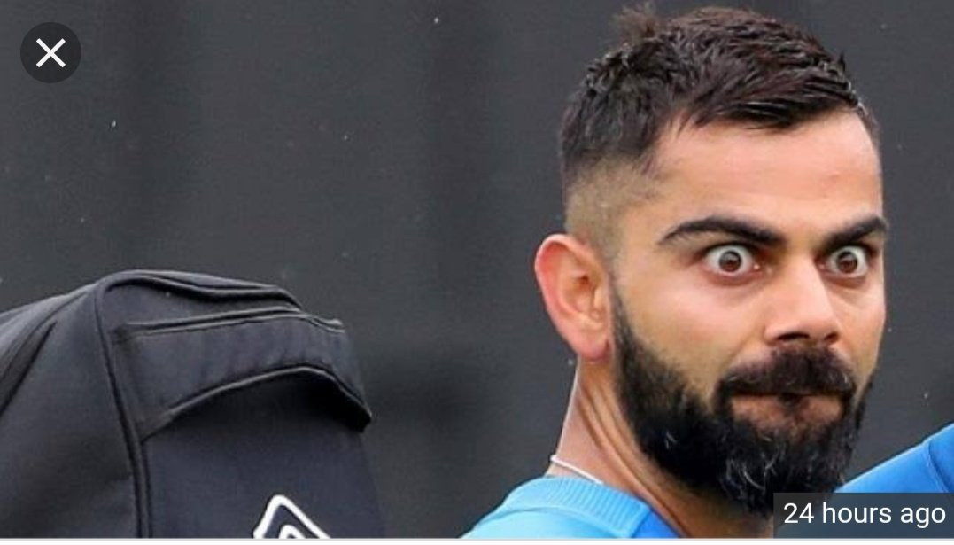 Me when a kid hits me in a supermarket  and his mom isn't  around:#ViratKohli