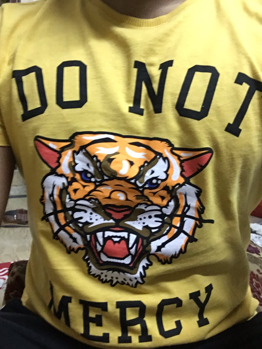 They : Pakistan is out of the World Cup and there s no chance at allMe : Get the cornered tigers shirts printed #WorldCup2019 #PakVsSA