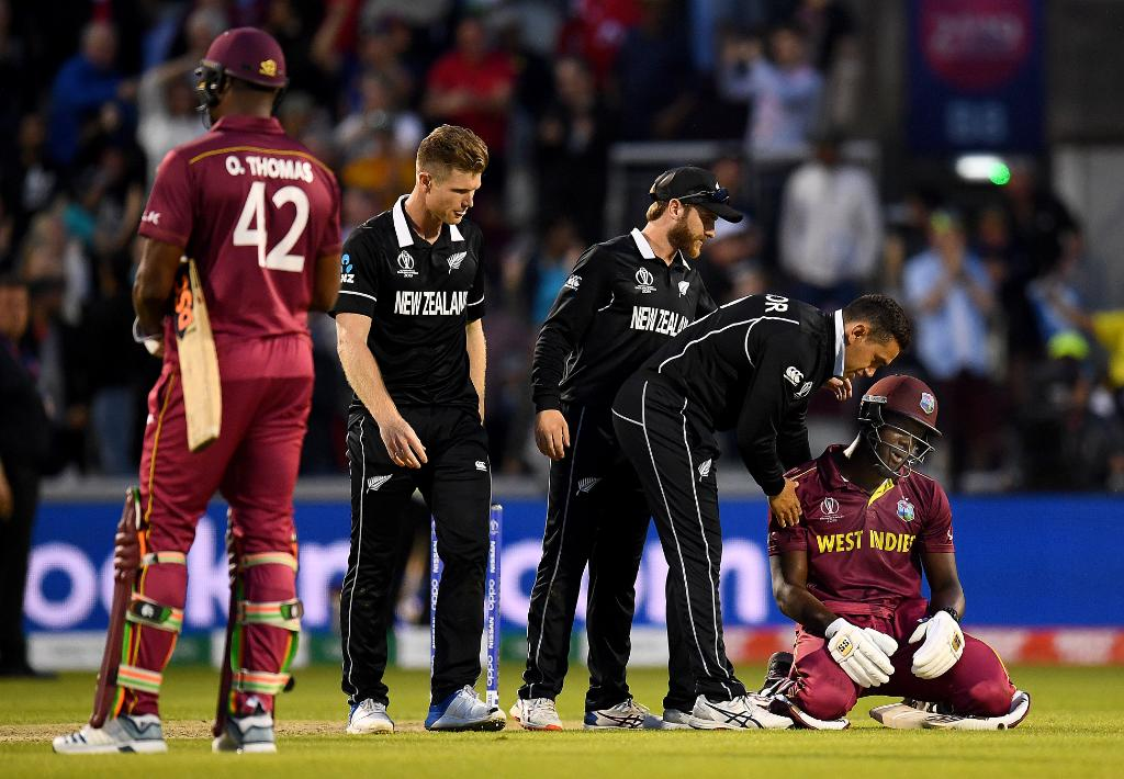 Re-live the EPIC finish to yesterday's New Zealand v West Indies clash, plus highlights and behind the scenes content across #CWC19 on the ICC YouTube channel.👉http://bit.ly/NZvWI-HL