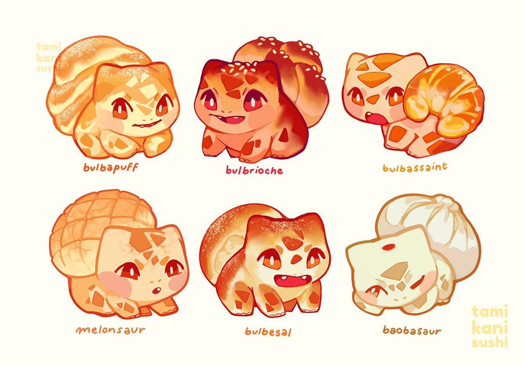 it's a bulbasaur bakery!!