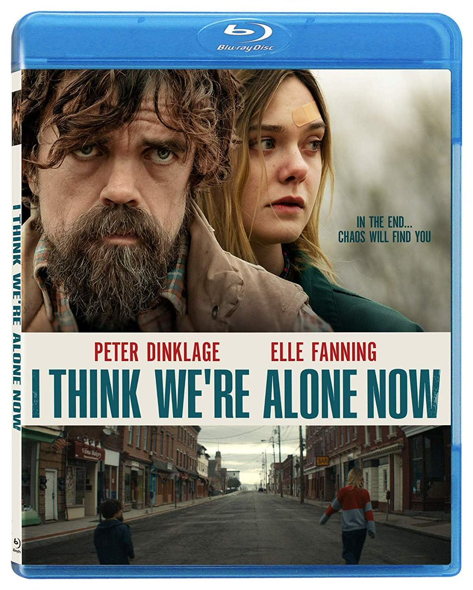 Thread: remember when you read about the stigma and abuse #dwarf people experience and asked What can we do? Its not everything but one thing is to watch films like I Think Were Alone Now, starring Peter Dinklage and Elle Fanning. Why? 1/