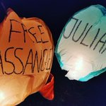 WORLDWIDE: On July 3rd - Julian's Birthday, light candles and flying lanterns to show solidarity for Julian Assange. Take photos and share with #Candles4Assange. #FreeAssange @DefendAssange