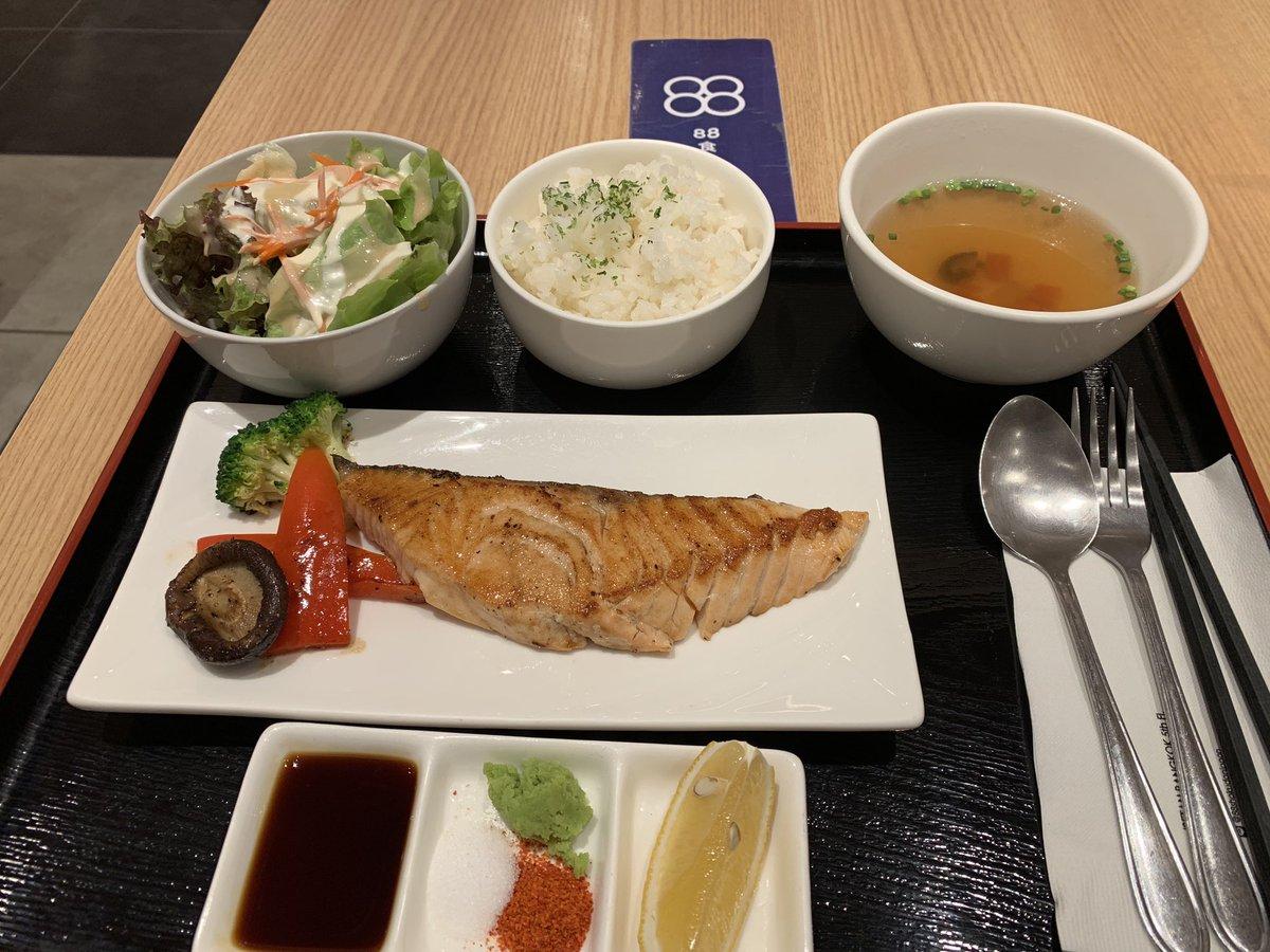 test ツイッターメディア - ガラガラの伊勢丹フードコートで日本食  これがエンポリアムかエムクオーティエにあれば毎日通うんだけどな。 https://t.co/cNfA5Mradx