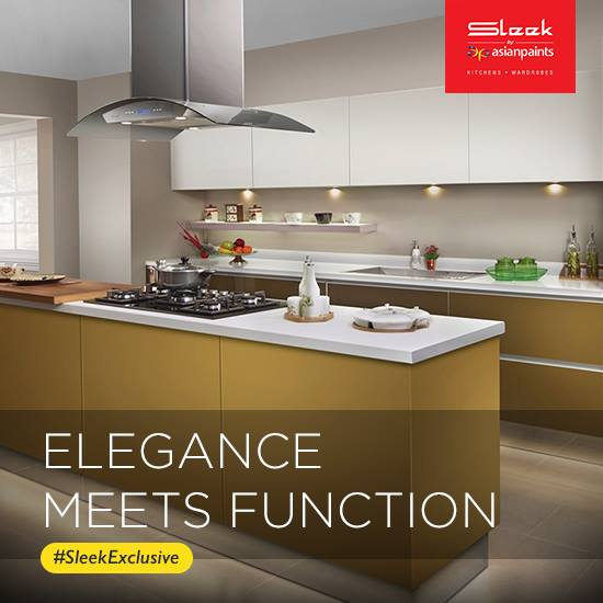 Elegance Meets Function Exclusive Modular Kitchens For