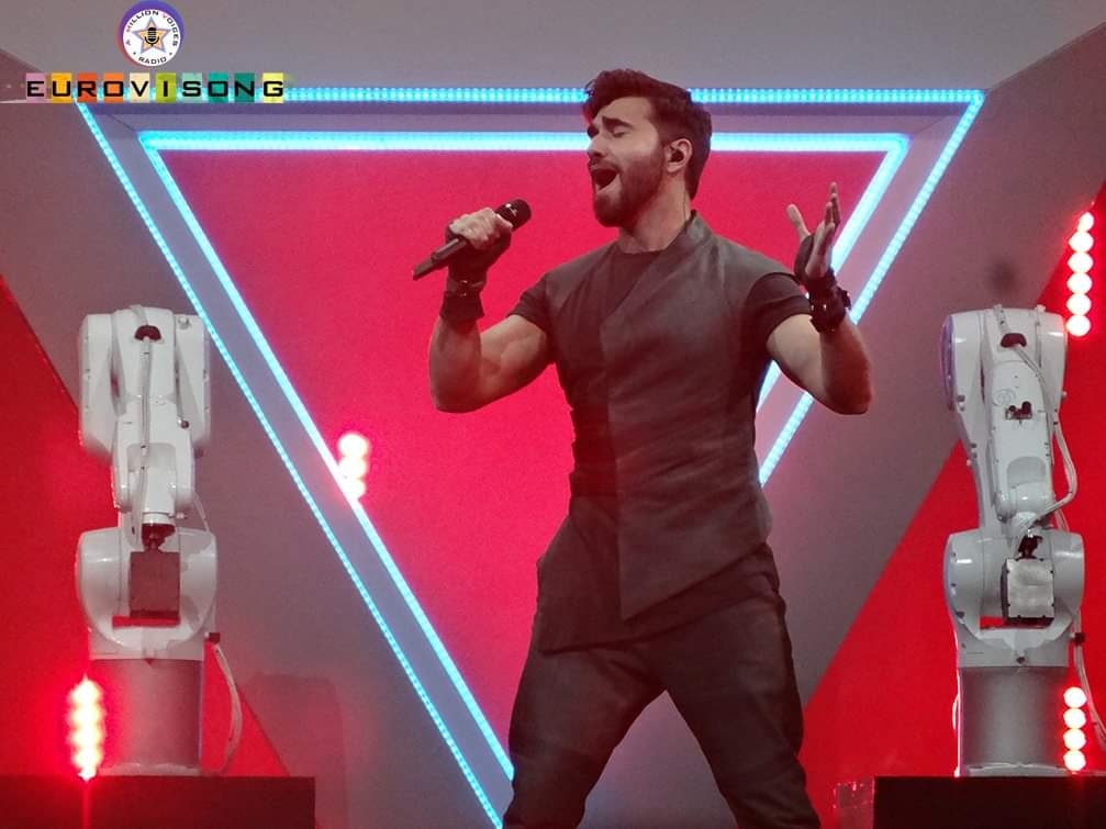 🇦🇿 AZERBAIJAN  Chingiz - Truth  Visit http://Facebook.com/Eurovisong to see more pictures  #AZE🇦🇿 #azerbaijan🇦🇿 #Eurovisong2019 #EurovisongAzerbaijan2019 #DareToDream #TelAviv2019🇮🇱