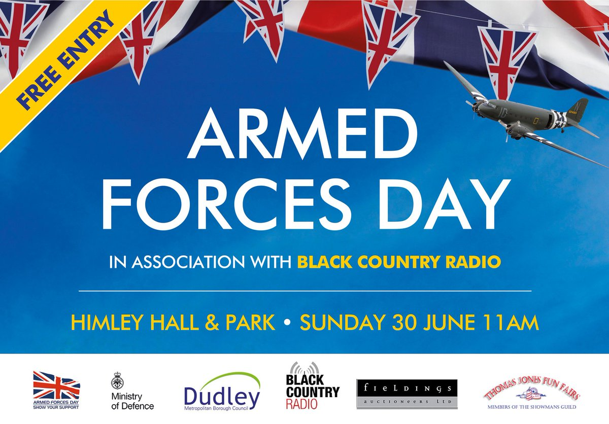 @dudleymbc's photo on #ArmedForcesDay