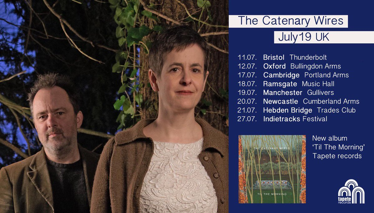 The Catenary Wires (@catenarywires) | Twitter