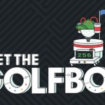 Image for the Tweet beginning: Code Golf, aka GolfBot, lets