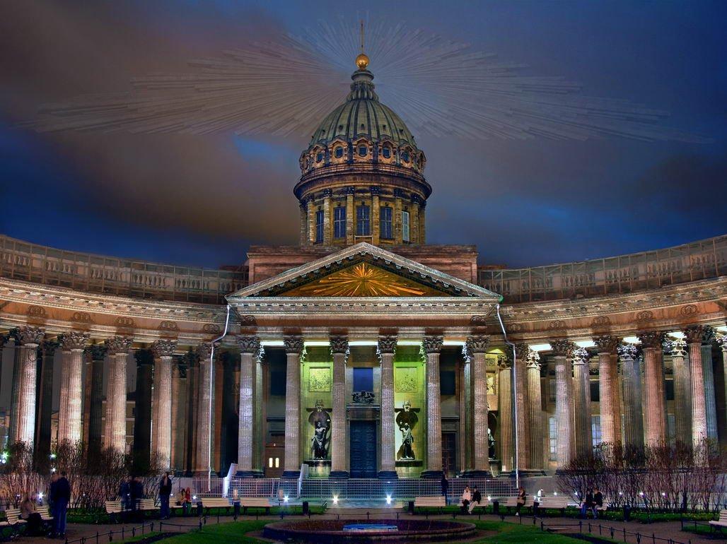 соборы санкт петербург картинки первую