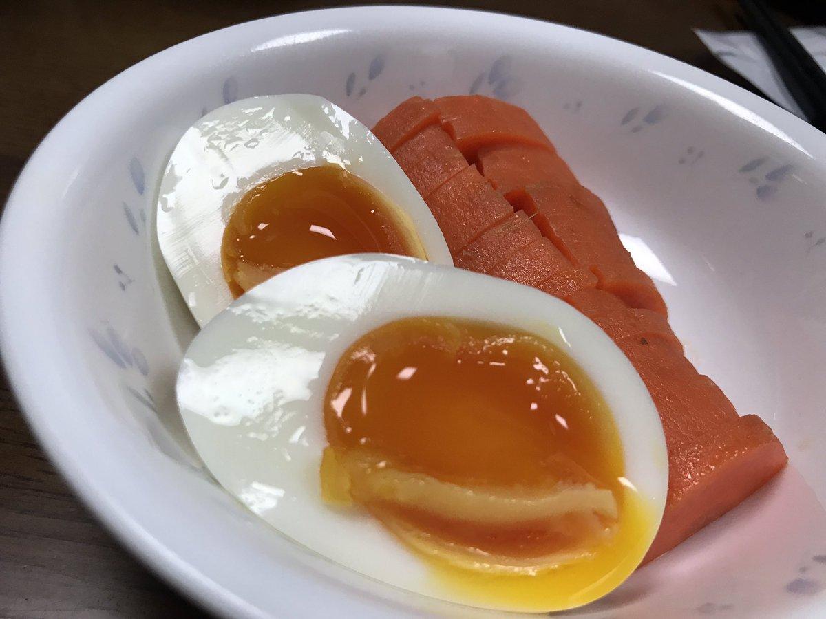 ゆで 卵 ぬか 漬け