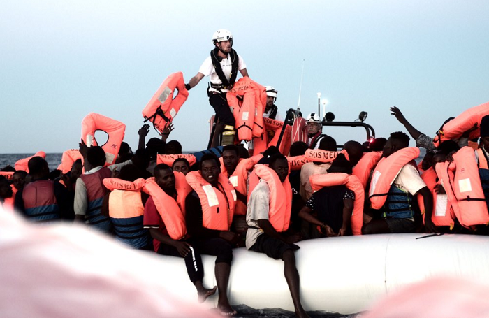 UPDATED: 37 migrants brought to Malta - landed at Hay Wharf - https://www.tvm.com.mt/en/news/some-40-migrants-expected-to-arrive-in-malta/…