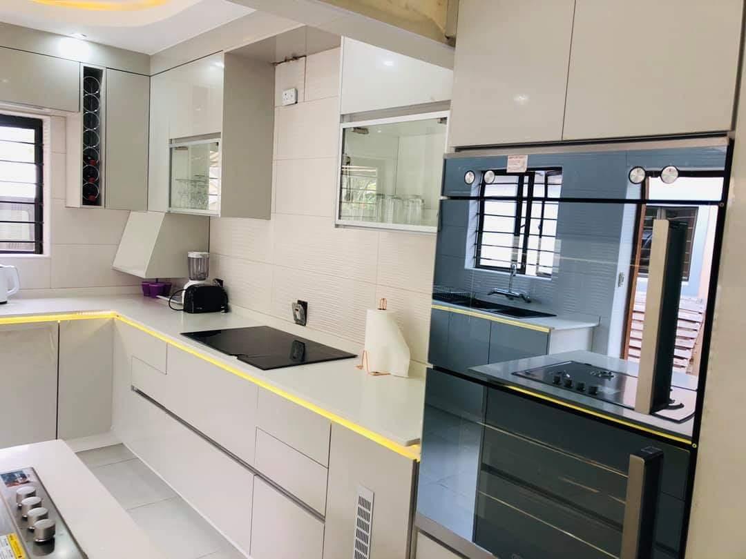 """bheki Mbambo on Twitter: """"#DJSBU Mabhodisa Kitchen and interior"""