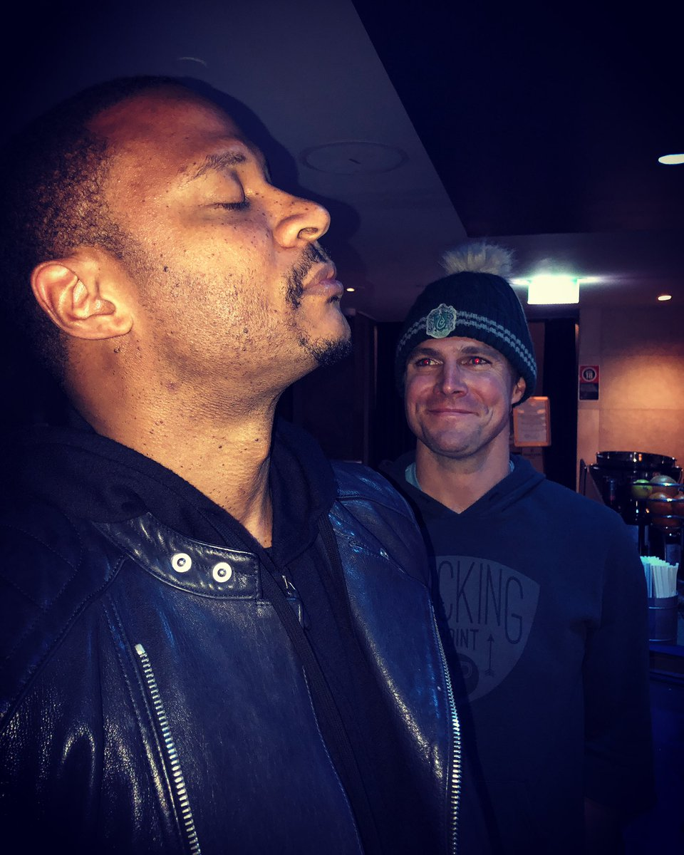 I'm also just a boy... standing in front of a Diggle... asking him to love me.