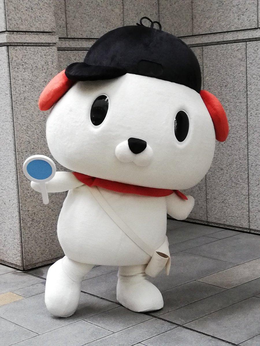 test ツイッターメディア - はっ犬ワンドゥ氏 #はっ犬ワンドゥ氏 #キャンドゥ #キャンドゥ東京オペラシティ店 #東京都新宿区 https://t.co/ZQimooiMo3