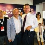 Image for the Tweet beginning: İstanbul seçimini yaptı. Sayın Ekrem