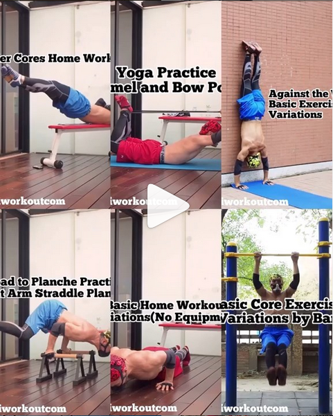 2019/06/09 to 2019/06/13 All Workout Video Collage #collage #picplaypost #ageisjustanumber #calisthenics #workout #middleaged #fitness #caliworkoutcom #health #bodyweight #calisthenicsworkout #calisthenicsmovement #workoutvideo https://caliworkoutcom.wordpress.com/2019/06/23/2019-06-09-to-2019-06-13-all-workout-video-collage/ …