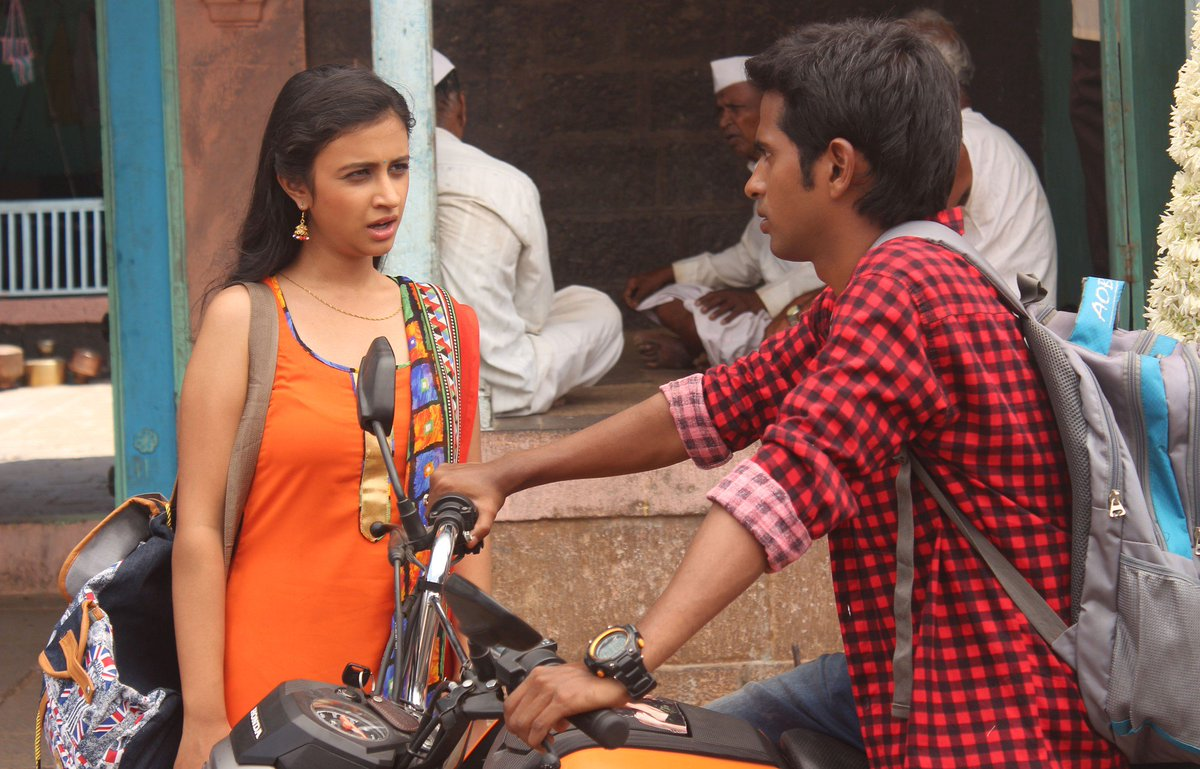 For the first time in Marathi Cinema #Takatak , sex comedy