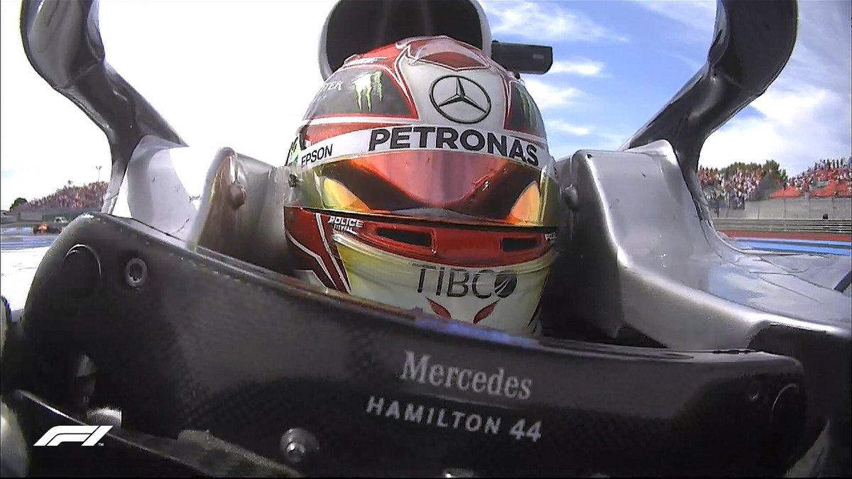 VICTOIRE DE LEWIS HAMILTON 💪🏆 2 BOT 3 LEC 🇲🇨 4 VER 5 VET (meilleur tour) 6 SAI 7 RIC 8 RAI 9 HUL 10 NOR (pilote du jour) #F1 #FrenchGP 🇫🇷