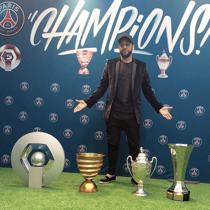 OFFICIAL: Dani Alves has confirmed that he'll be leaving PSG this summer.This guy has won everywhere he's been. What next for him? #Ligue1 #PSG #France