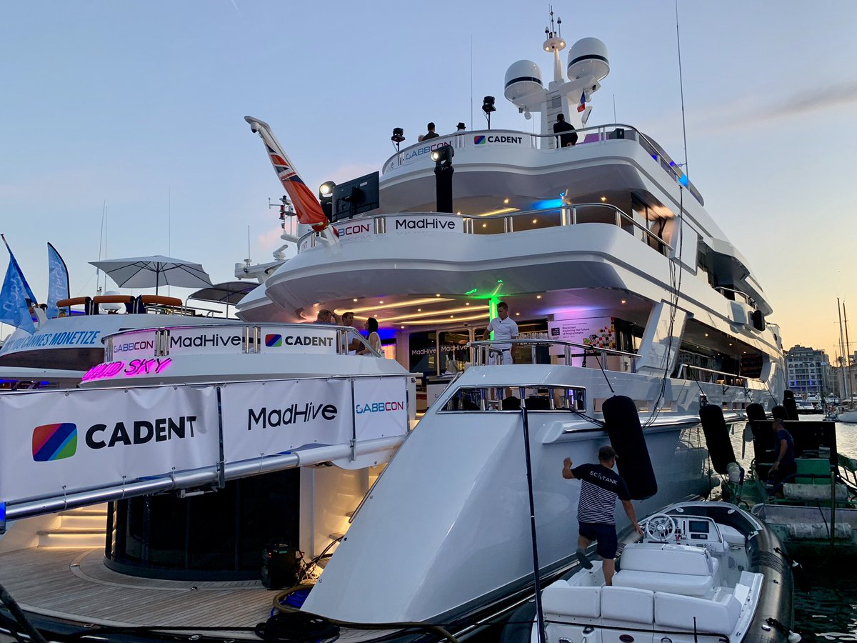 A big thank you to all the crews and extra staff for making Cannes Lions 2019 such a success for our clients!  #cannes #cannes2019 #canneslions #canneslions2019 #bespokeyachtcharter