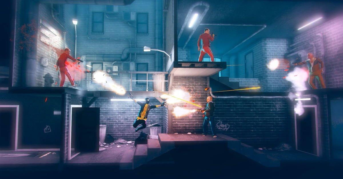Revisión del videojuego My Friend Pedro en #Nintendo #Switch bit.ly/2J0u8Yv