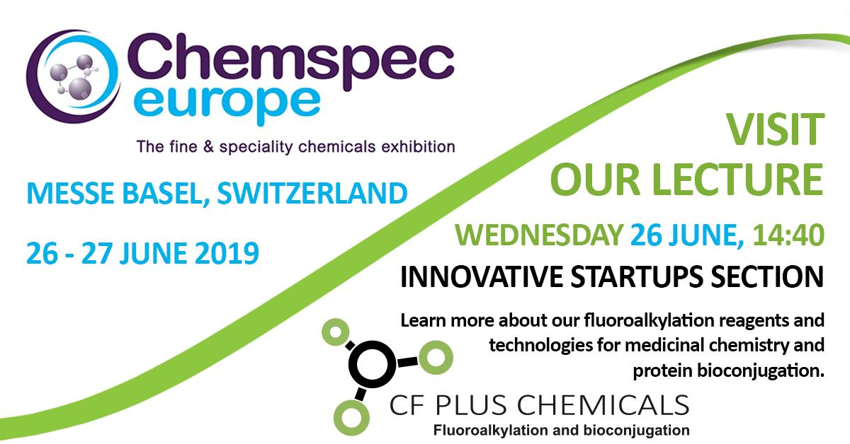 Chemspec Europe 2018 Exhibitor List