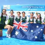RA Media Release, 23 June - Australia tops medal and points table at World Rowing Cup 2; Australian Rowing Team takes home 3 gold, 3 silver and 3 bronze on final day in Poland #WRCPoznan #Rowing #Olympics #Paralympics #SportAUS - https://t.co/EobH5lNHN6